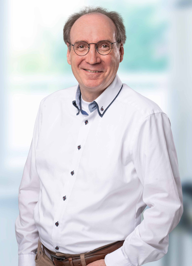 Zahnarzt Rainer Schmitz